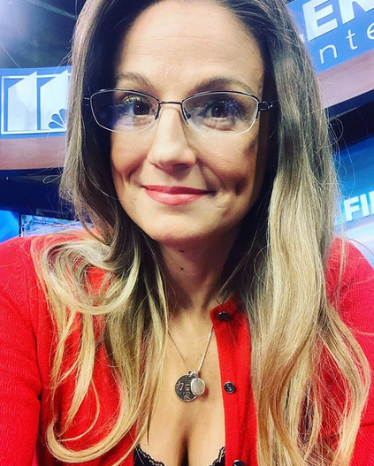 Kelly Plasker, TV weather forecaster, has killed herself two years after her son, 19, died by suicide 3