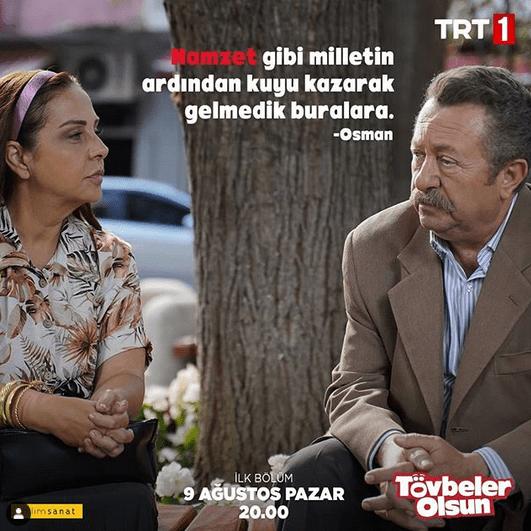 Tövbeler Olsun (Niciodată) un nou serial turcesc de comedie în 2020. Secvențe Video 5