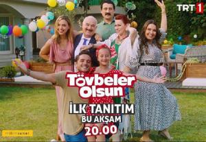 Tövbeler Olsun (Niciodată): serial turcesc de comedie (Video)