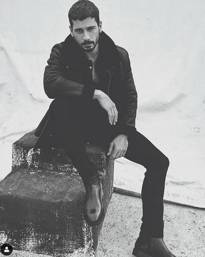 Deniz Can Aktaş, 27 de ani, unul dintre actorii favoriți din Menajerimi Ara (Sună-mi impresarul) 10