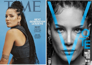American Pop Singer Halsey about her descent:'…actually I am Turkish. It is only 11 percent'