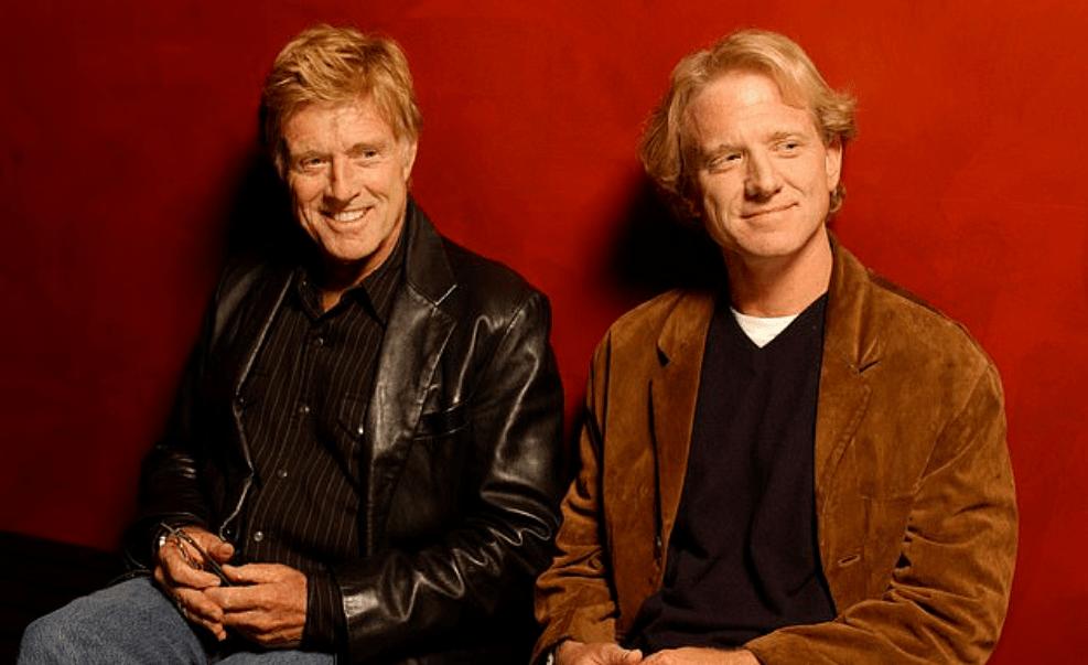 James Redford și Robert Redford