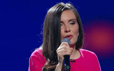 Simona Smultea x factor 2020