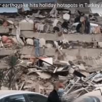 Cutremur de 6,7 grade în Grecia. Turcia, afectată şi ea!