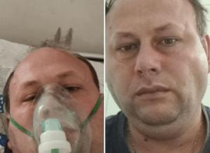 Jandarmul din Sibiu, care nu credea în COVID-19, a murit răpus de virus la doar 43 de ani