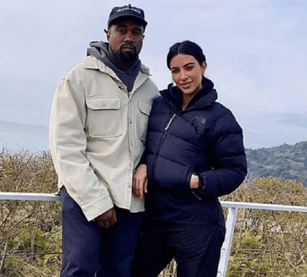 Kim Kardashian's husband Kanye West wishes her a happy 40th birthday:'I love you so much'