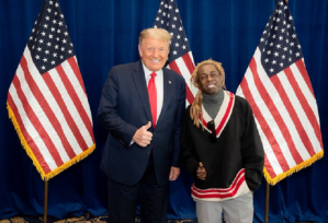"Lil Wayne reveals his meeting with Donald Trump: ""…Just had a great meeting"""