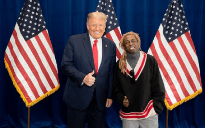 lil wayne and donald trump