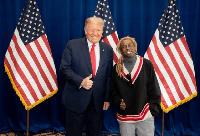 """Lil Wayne reveals his meeting with Donald Trump: """"…Just had a great meeting"""""""