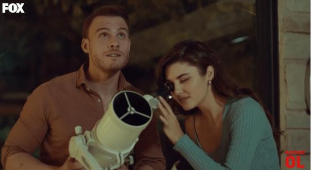 Episodul 12 Sen Çal Kapımı (Bate la ușa mea) cu Hande Erçel Și Kerem Bürsin.Secvențe Video 24