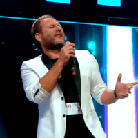 "Enrico Bernardo, 47 ani, din Napoli, senzație pe scena X Factor:""When A Man Loves A Woman"""