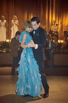 """8 costumes from """"The Crown"""" inspired by Princess Diana's best fashion moments 12"""