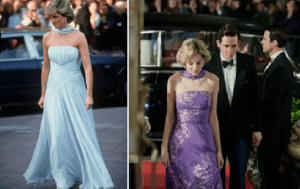 "8 costumes from ""The Crown"" inspired by Princess Diana's best fashion moments"