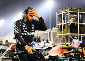 F1 world champion Lewis Hamilton, 35, tests positive for coronavirus days after winning the Bahrain Grand Prix