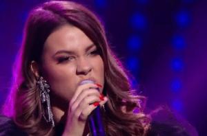 "Dueluri X Factor:Alexandra Sîrghi, moment de excepție cu piesa ""Good Woman"""