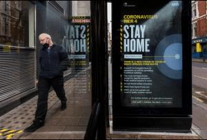 NOUA tulpină de coronavirus mutant ar putea aduce Marea Britanie într-un blocaj de Anul Nou