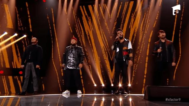 """Dueluri X Factor:Super 4, prestație fantastică cu piesa """"Grande Amore"""" 3"""