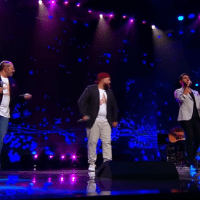 """Super 4 din Italia, show total cu piesa """"Hey Jude"""" la X Factor în Bootcamp"""