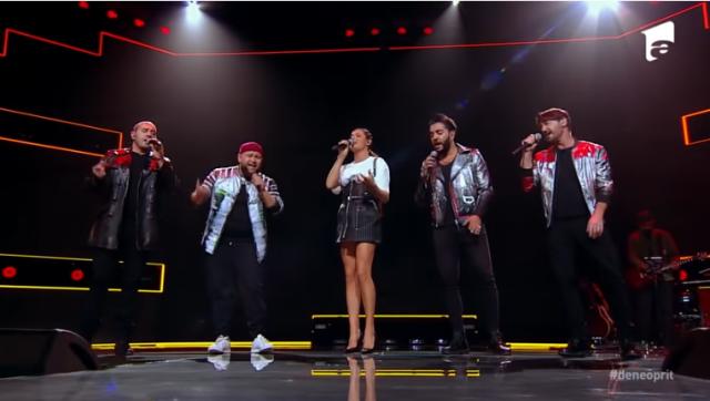 Super 4 și Raluka în finala X Factor România 2020 3