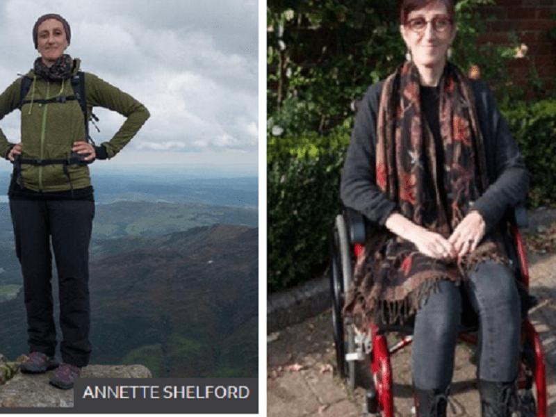 Annette Shelford