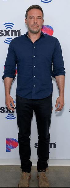 Ben Affleck, 48 de ani, după despărțirea de Ana de Armas 8