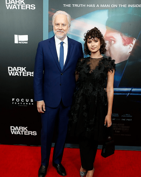 Tim Robbins, 62, files for divorce from his much younger 'secret wife' Grațiela Brâncuși 8