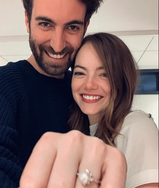 Emma Stone și Dave McCary așteaptă primul copil 8