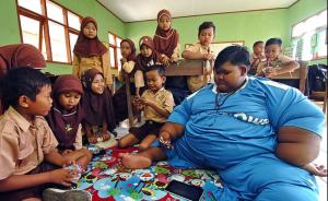 "Cum arată Arya Permana numit ""cel mai gras copil din lume"" după ce a slăbit 110 Kg"