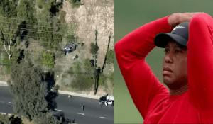 Tiger Woods, intervenție chirurgicală în urma unui accident grav