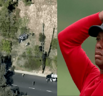Tiger Woods accident grav