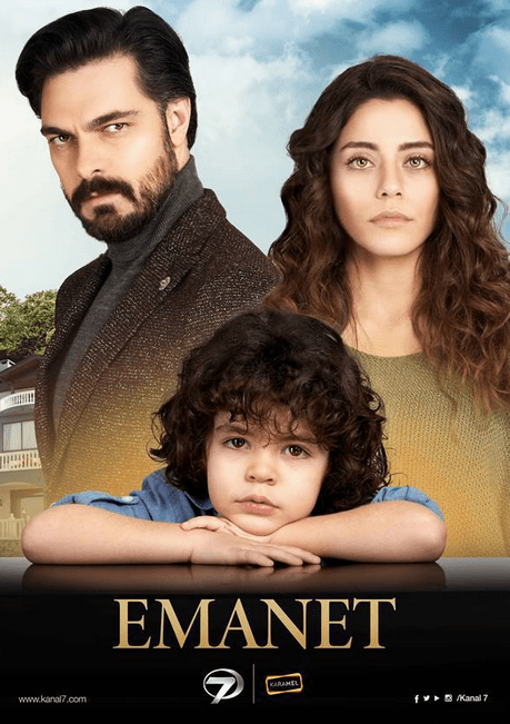 Cine este Halil Ibrahim Ceyhan, actorul din serialul Emanet? 6