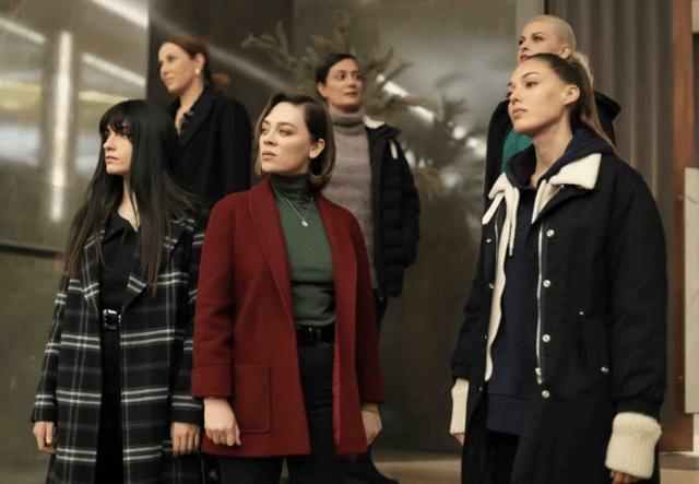 Alev Alev sau Flăcările destinului: serial turcesc lansat în 2020 10