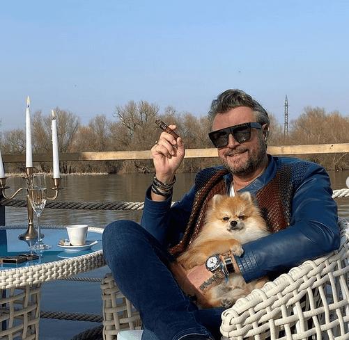 Designerul Cătălin Botezatu, operat de 2 ori de cancer la colon 5