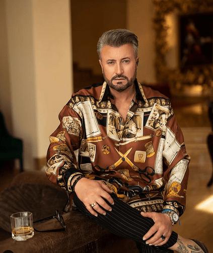 Designerul Cătălin Botezatu, operat de 2 ori de cancer la colon 3