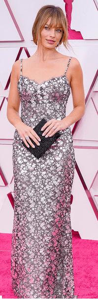 Covorul roșu Premiile Oscar 2021: cele mai bine îmbrăcate vedete 4