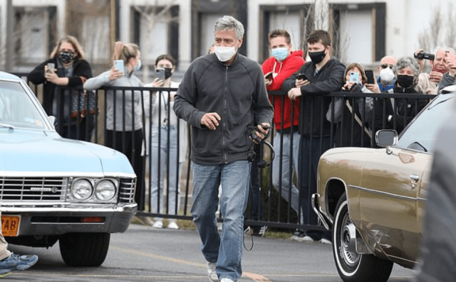 Ben Affleck filmează The Tender Bar în regia lui George Clooney 5