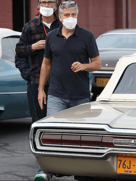 Ben Affleck filmează The Tender Bar în regia lui George Clooney 4