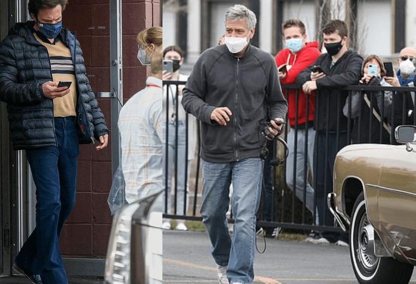 Ben Affleck filmează The Tender Bar în regia lui George Clooney