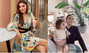 Dragostea lui Hande Erçel pentru nepoata ei