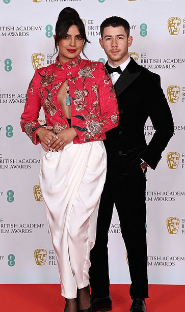 BAFTA 2021 Film Awards: Stars were seen arriving at London's Royal Albert Hall 1