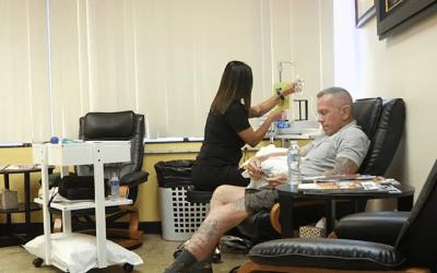 Terapia cu ozon pentru convulsii și Porokeratoză Actinică Superficială Diseminată