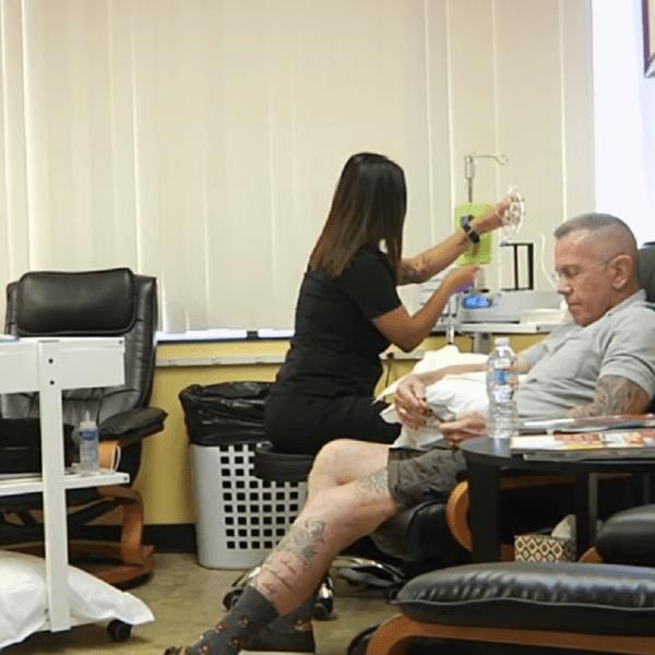 Ozonul l-a vindecat de Porokeratoză Actinică Superficială Diseminată și convulsii