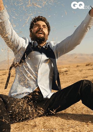 "Akin Akinözü, probleme pe platoul de filmare la ""Hercai"" 10"