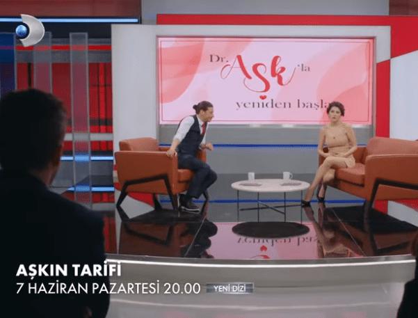 Aşkın Tarifi sau Rețeta iubirii, o nouă poveste romantică 6