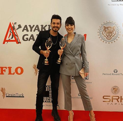Actrița turcă Deniz Baysal Yurtçu, talent și frumusețe naturală 1
