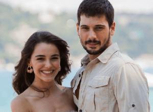 Deniz Can Aktaş are o frumoasă poveste de dragoste