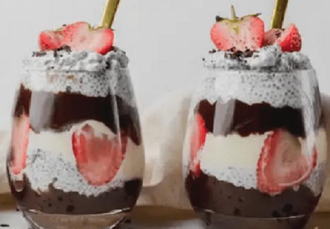 Chia cu ciocolată, o rețetă sănătoasă de desert
