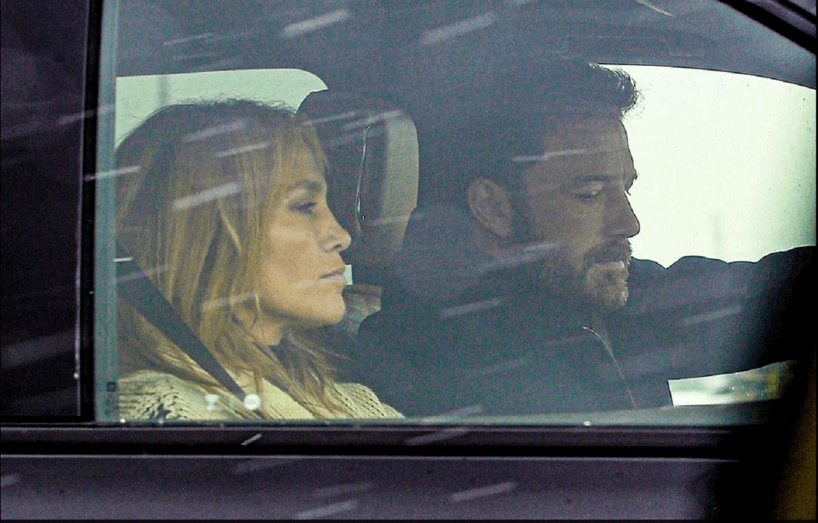 Ben Affleck și Jennifer Lopez