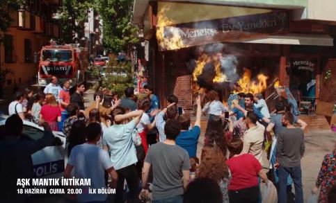 Aşk Mantık İntikam, serial romantic, lansat în curând (VIDEO) 7