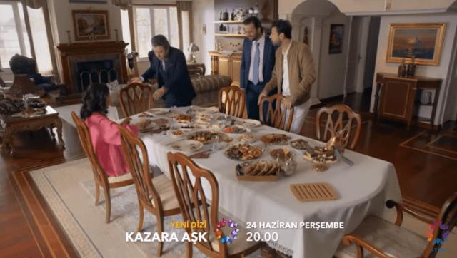 Kazara Așk (Iubire accidentală): un nou serial lansat vara aceasta 4